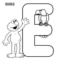 Sesame Street Coloring Pages 2 Page For Kids And Adults From Cartoons