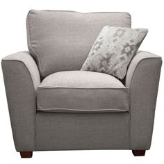 The 'Fantasia' is a comfy armchair that exudes style. Plush cushions and a soft palette of fabrics - this armchair is a great statement piece for your room and will complement most decor styles. Comfy Armchair, Decor Styles, Chair Backs, Furniture, Love Seat, Armchair, Home Decor, Comfy, Chair Design