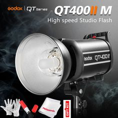 >> Click to Buy << Godox QT400II 400WS GN65 High Speed Sync Flash Light 1/8000s Built-in 2.4G Godox Wireless X System Recycle Time in 0.05-0.7s #Affiliate