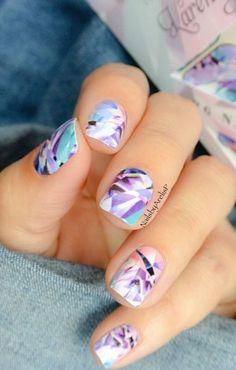 Prism nails