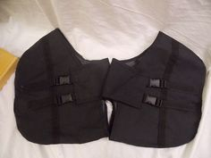 HARLEY DAVIDSON Splash Guard Shield Black Canvas 58525-95 #HarleyDavidson