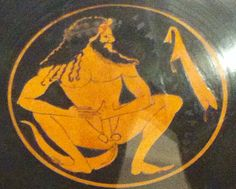 Ancient greek masturbation