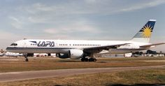 Historias Individuales: LV-WTS, Boeing 757-2Q8, c/n 25131/458