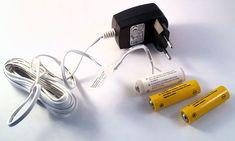 Batterijvervangers - super handig voor het vervangen van batterijen bij kerstverlichting of bijvoorbeeld led kamerschermen of ledcanvas #batterijvervanger #batterijadapater