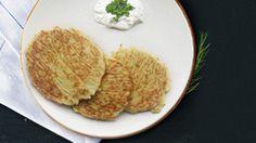 Blumenkohl-Puffer: Sie sind schnell gemacht und schmecken der ganzen Familie.