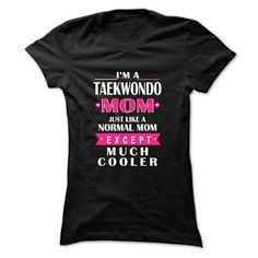 Taekwondo mom cooler