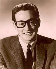 Buddy Holly :-)