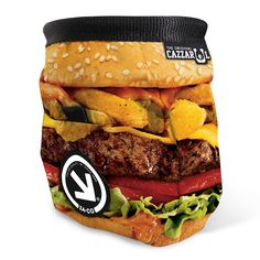 CAZZARUL® Limited Burger