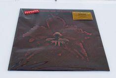 MACHINE HEAD - THE BURNING RED - LP COLOREADO - EDICIÓN LIMITADA NUMERADA- NUEVO Road Runner, Mead, Cover, Art, Musica, Vinyls, Colors, Craft Art, Slipcovers
