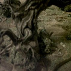 Warhammer: Tree clos