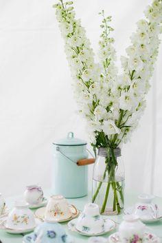 Coriander Girl's wedding flowers