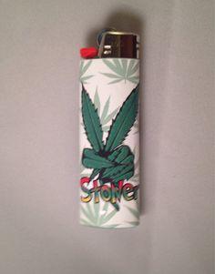 Stoner lighter.