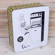 HHG02 - Happy Housewives Beryl Cake Tin