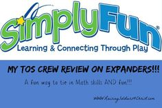 SimplyFun {TOS Crew Review} - Raising Soldiers 4 Christ