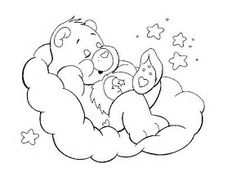 Care Bears Coloring Pages To Print Free Coloring Pages To Print - care bear colouring pages to print