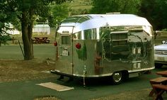 1955 Airlight.... Rear Door Vintage Travel Trailer Camper