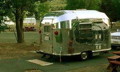 1955 Airlight.... Rear Door Vintage Travel Trailer Camper