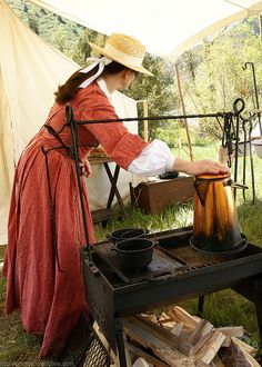 Cache Valley  Mountain Man Rendezvous 2010 by rvanbree, via Flickr