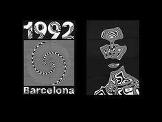 Aigua Type — Sergi Delgado | Art & Design Cool Typography, Op Art, Art Director, Psychedelic, Display, Lettering, Artist, Behance, Inspiration