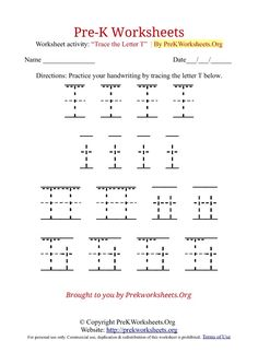 Number Tracing Worksheets - 1 to 30 | homeschooling ...