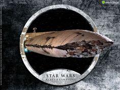 Star Wars, prom kosmiczny, stalowy