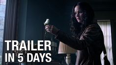 """The Hunger Games: Mockingjay Trailer Countdown – """"5 Days"""""""