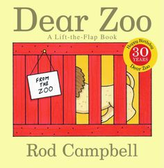 Booktopia has Dear Zoo , A Lift-The-Flap Book by Rod Campbell. Buy a discounted Board Book of Dear Zoo online from Australia's leading online bookstore. Toddler Books, Childrens Books, Great Books, My Books, Quiet Books, Best Baby Book, 25 Year Anniversary, This Is A Book, Read Aloud