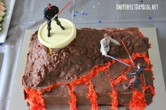 "Star Wars Birthday Cake | 17 Foods Guaranteed To Excite Any ""Star Wars"" Fan"