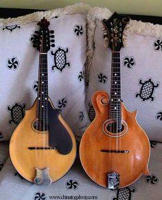 Lyon and Healy Mandolin A style 1917