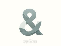 The Ampersand...