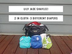 Hello fellow cloth diapering Mamas, Today I wanted to do an updated post on the Lily Jade Shaylee with 2 in cloth diapers. I have an almost 4yr old and 17month old. My 4yr old is potty trained and …