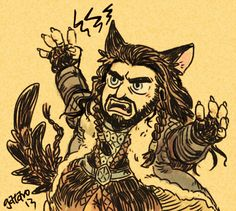 ….^q^ Bagginshield, Fili And Kili, Thorin Oakenshield, Geek Out, Middle Earth, Lord Of The Rings, Tolkien, Lotr, The Hobbit