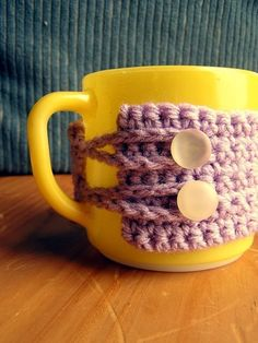 Mug & Mug Cozie!