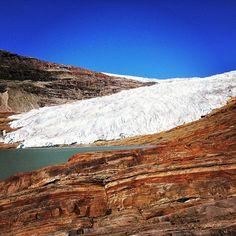Svartisen Arctic Glacier