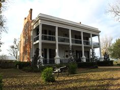 Who remains at Loyd Hall Plantation near Alexandria, Louisiana? William Loyd haunts the home, some people think, and favors the front porch. A Union soldier killed on the third floor still hangs around as well. And there are more…