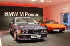 BMW E24 6-series & BMW M1 - Classic Bimmers