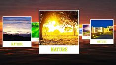 Slideshow After Effects | Polaroid Slideshow | 3D slideshow After Effect...