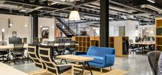Airbnb Offices - Dublin - Office Snapshots
