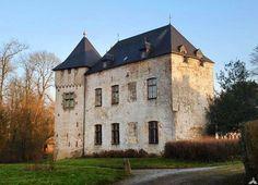 Château Fort, Oise, Calais, Medieval, Exterior, Architecture, House Styles, Places, Prestige