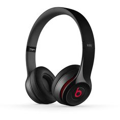 Genuine Beats by Dr. Dre Solo 2 Wired Headband Headphones Black #BeatsbyDrDre