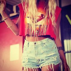 Cute look #style #fashion #summer