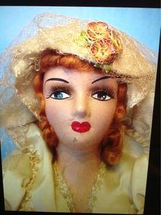 Love old Dolls