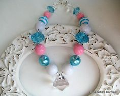 Cute Chunky necklace!