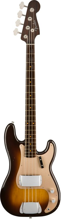 Fender Custom Shop LTD 57 P-BASS RW JRN/CC - WFCH2TSB