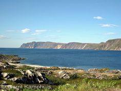 Noorwegen Lakselv ri Noordkaap Porsangerfjord