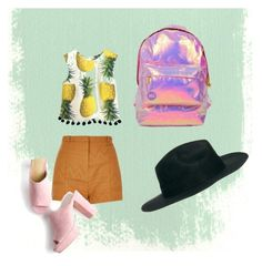 """""""fun"""" by julieschipper ❤ liked on Polyvore featuring River Island, Miss Selfridge and ASOS"""