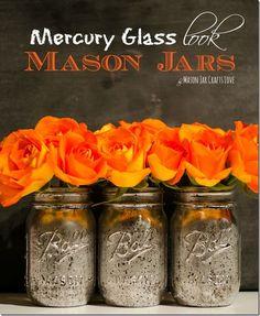 Mercury Glass How To