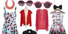 Fashion: Top 5 Summer Dress Outfits #ProjectInspired