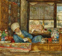 John Frederick Lewis | Orientalist painter | Tutt'Art@ | Pittura • Scultura • Poesia • Musica