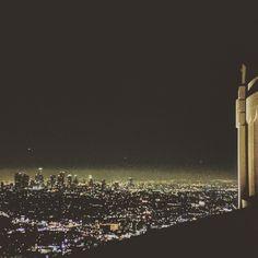 #야경 #DTLA #Griffith by luveastsky